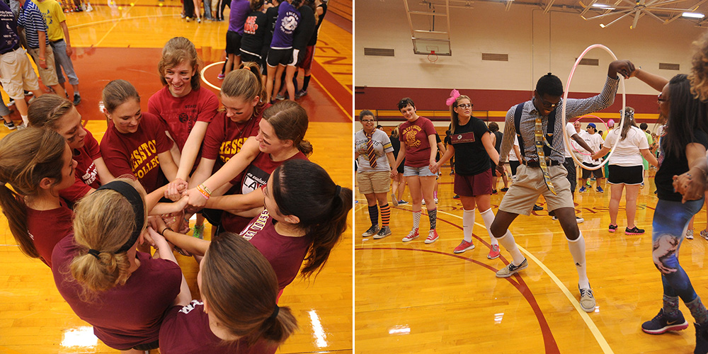 Photos from Hesston College's 2013 Mod Olympics