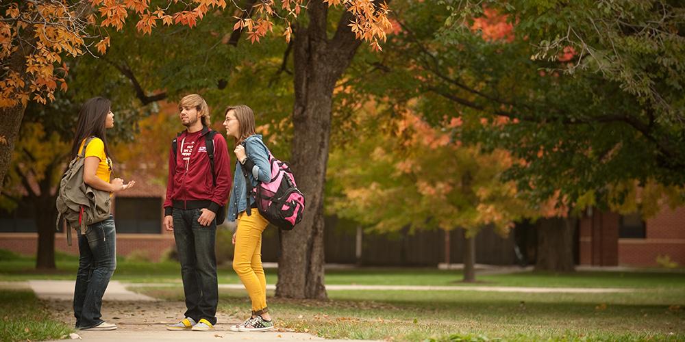Hesston College campus