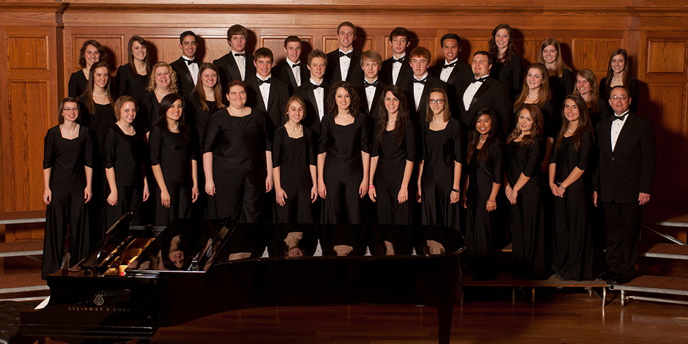 2013-14 Hesston College Chorale