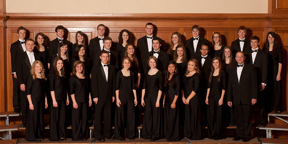 2014 Hesston College International Chorale