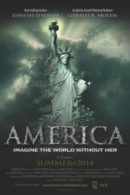 America movie promo poster