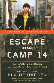 Escape from Camp 14 cover