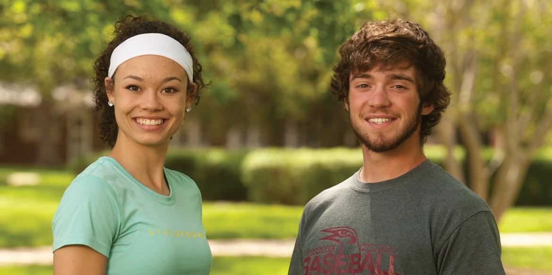 Makayla Ladwig and Nick Yoder