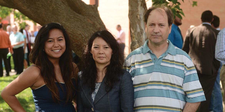 Mischa De Jesus, Tess and JT Roetlin