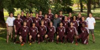 2014 Hesston College Men's Soccer team