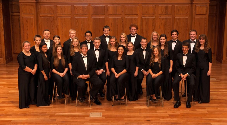2014-15 Hesston College Bel Canto Singers