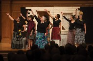 Heavenly Voices, performed at Hesston College Homecoming 2014
