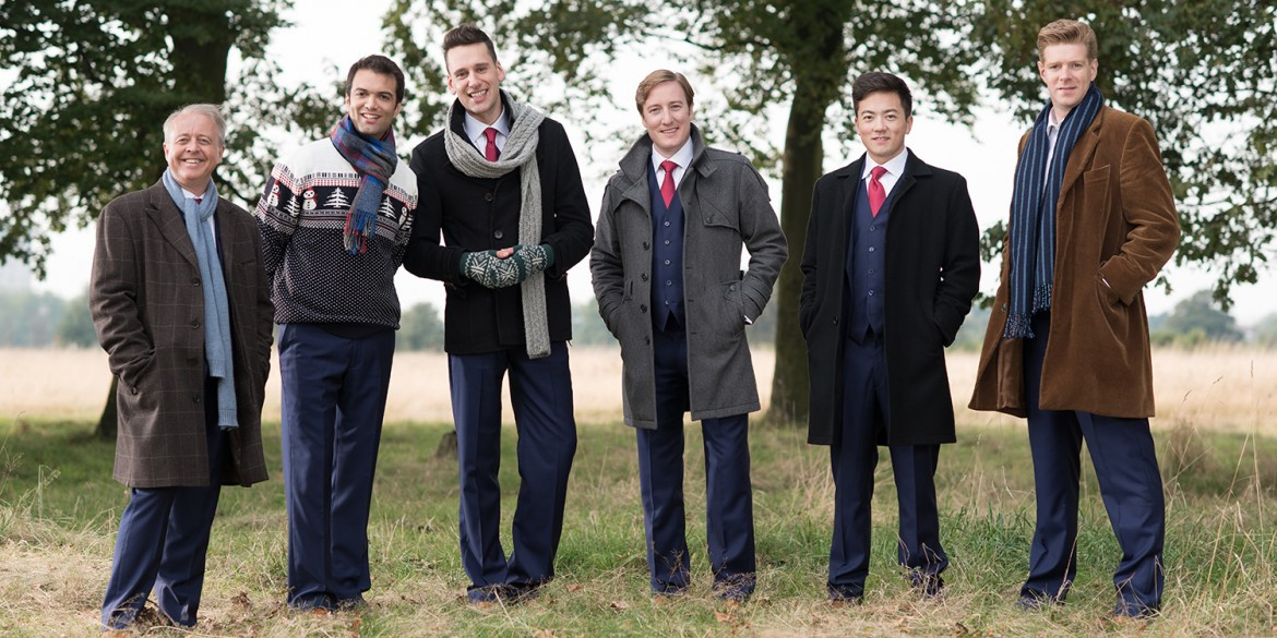The King's Singers - photo by Chris O'Donovan