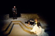 photo from the Hesston College production of Our Town