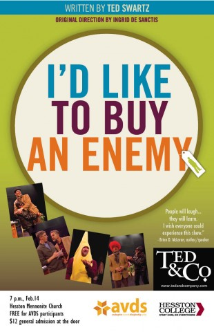 Ted&Co Poster