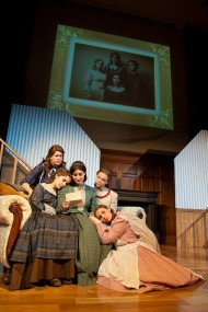 Hesston College production of Little Women