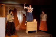 Hesston College production of Little Women