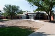 Keim Center exterior