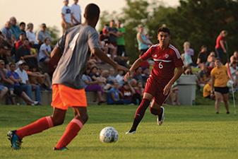 Hesston College Men's Soccer