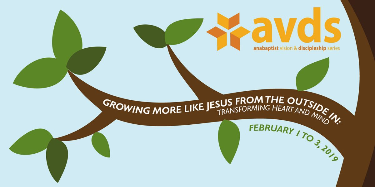 AVDS - Growing more like Jesus