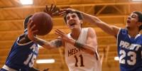 mens-basketball stock image