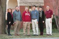 Hesston College administrative council 2015-16