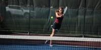 womens-tennis stock image