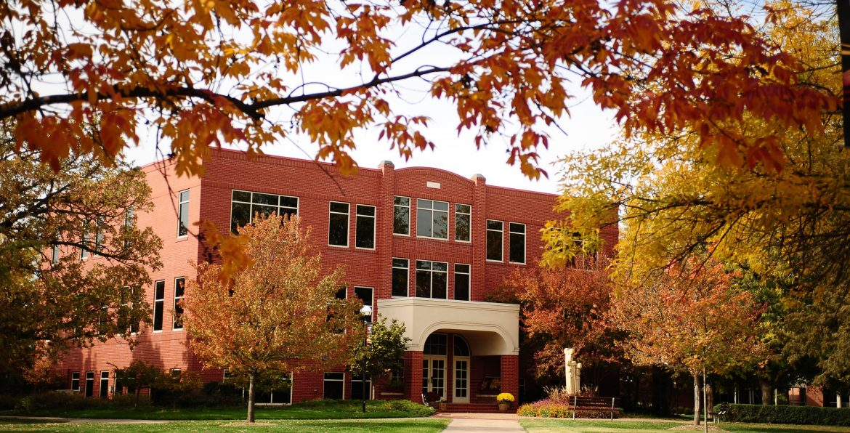 Hesston College Alliman Administration Center