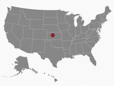 Ft Hays Map