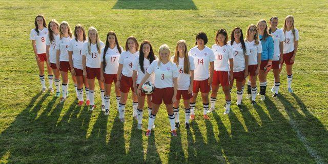 2016 Hesston College Women's Soccer Team