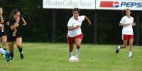 womens-soccer stock image