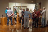 Alumni art exhibit at Homecoming 2016