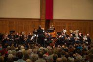Chamber Orchestra plays at the Gala Concert at Homecoming 2016
