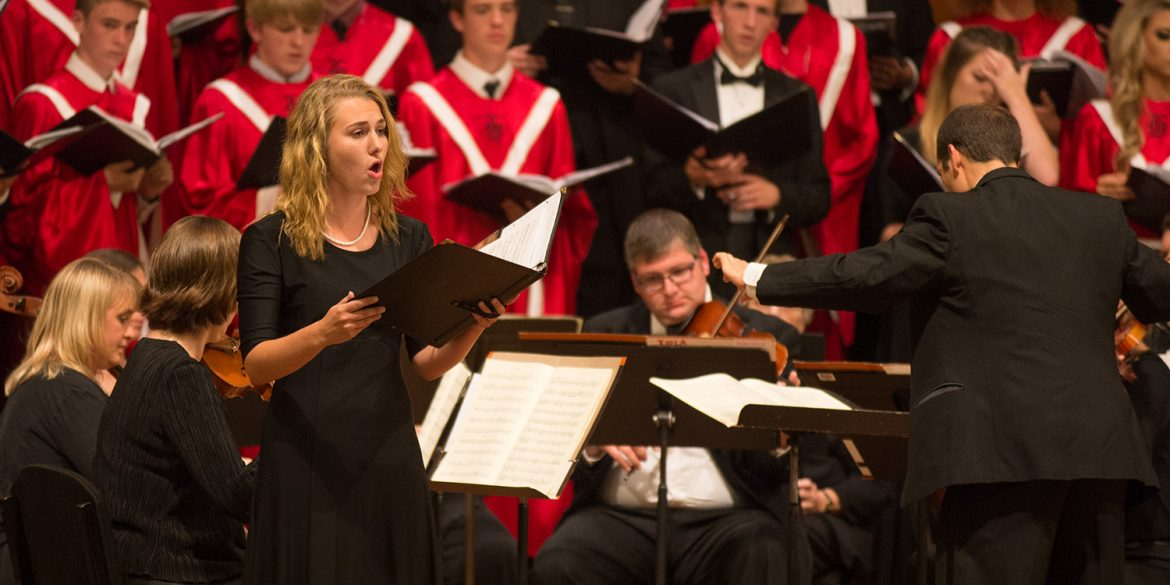 Gala Concert at Homecoming 2016