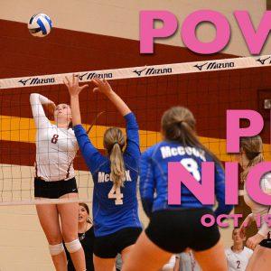 Power of Pink night promo photo