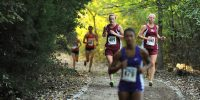 womens-cross-country stock image