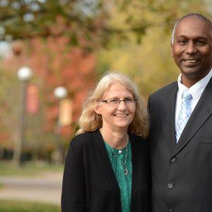 Dr. Joseph and Wanda Manickam