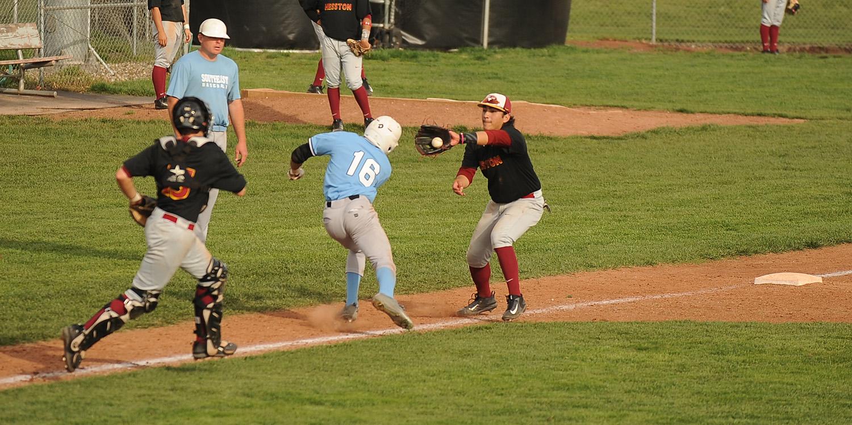 Baseball settles for split with North Arkansas College