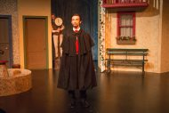 photo of Hesston College production of Fools