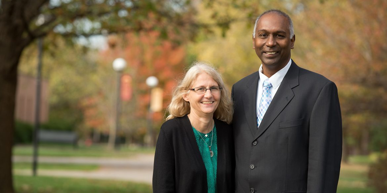 Dr. Joseph and Wanda Wyse Manickam