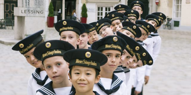 The renowned Vienna Boys Choir will be one of the five featured performances in the 2017-18 Hesston-Bethel Performing Arts series season.
