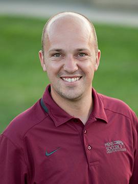 Coach Matt Gerlach