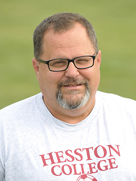 Coach Bryan Kehr