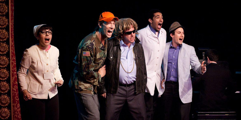 Broadway's Next Hit Musical promo photo