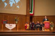President Joseph A. Manickam inauguration