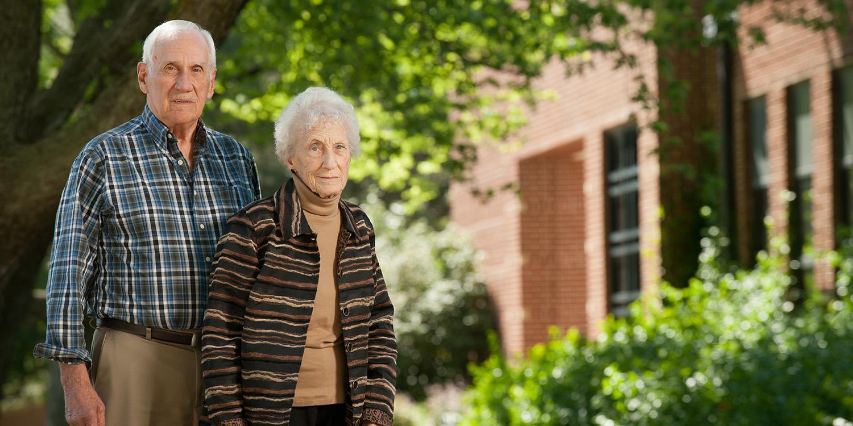 Carroll and Roberta Miller