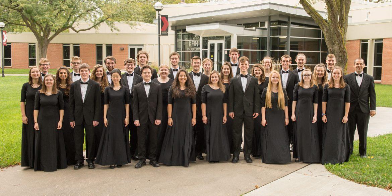 2017-18 Hesston College Bel Canto Singers