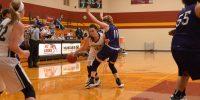 womens-basketball stock image