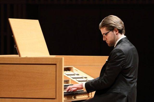 Davide Mariano, Andover Organ Series 2017-18