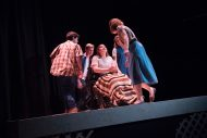 photo from Hesston College production of And They Dance Real Slow in Jackson