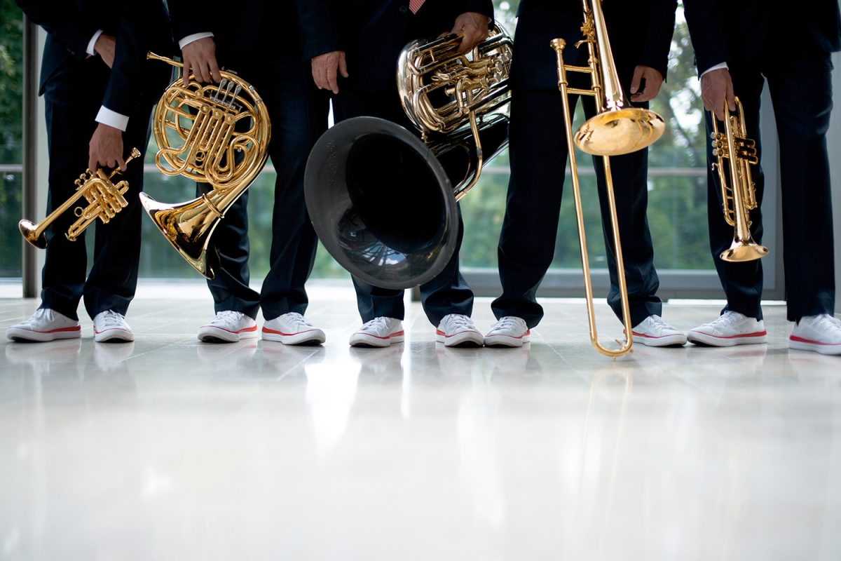 Canadian Brass promo photo