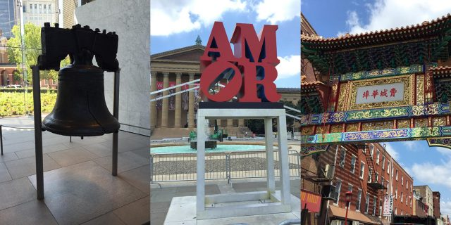 iconic Philadelphia, Pa., photos