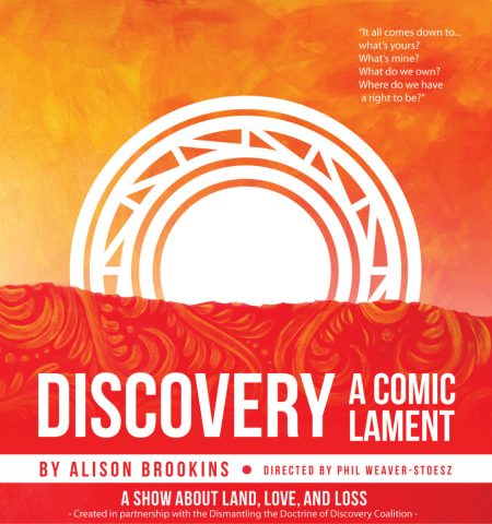 Discovery: A Comic Lament
