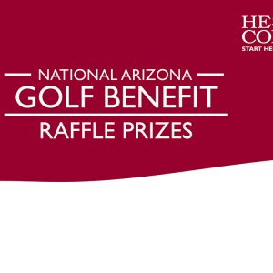 National Golf Benefit raffle prizes