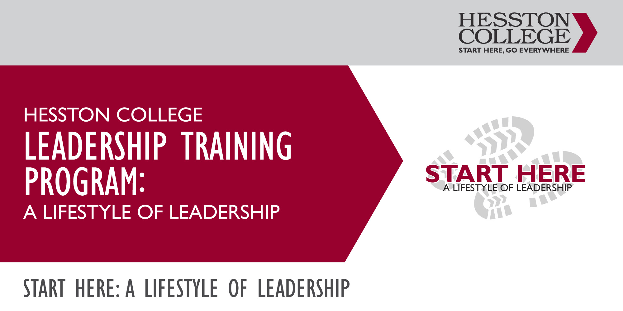 Hesston College Leadership Training Program
